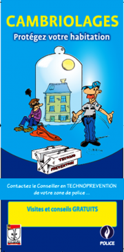 Campagne technoprévention