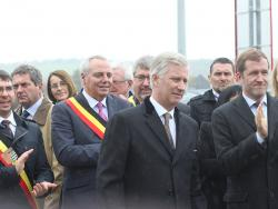 Inauguration du Trilogiport